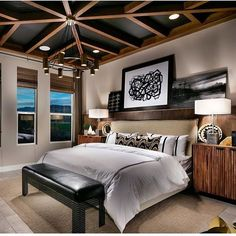 Talk about sexy. Bedroom design by Toll Brothers Chris Linck.design Talk about sexy. Bedroom design by Toll Brothers Chris Linck. Master Bedroom Design, Home Decor Bedroom, Living Room Decor, Bedroom Ideas, Decor Interior Design, Interior Design Living Room, Interior Decorating, Room Interior, Decorating Ideas