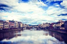 Welcome to Elettra Fiumi, our new Contributing Photographer! Enjoy her amazing photo of the Ponte Vecchio in Florence, Italy!
