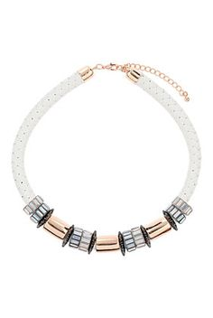 Premium Plait Rhondall Necklace  TopShop