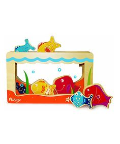 Loving this Fishing Hole Size Sorter on #zulily! #zulilyfinds