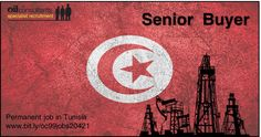 Senior Buyer required for Contract job in Tunisia. Must have experience in the oil and gas industry. Oil Jobs, Contract Jobs, Pipeline Project, Work Camp, Gas Pipeline, Refined Oil, Energy Services, Company Job, Job Employment