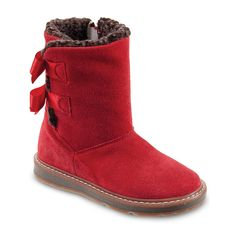 f9b097dbb DG-1171 - Red Nubuck Leather - Dogi® Kids Winter Boots Kids Winter Boots.  Dogi Shoes