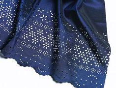 Laser Cutting Textiles  for cotton, silk, felt, lace, synthetic & technical textiles, aramid, polyester, fleece