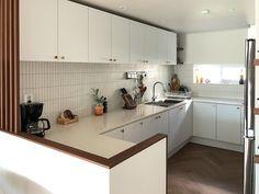 Kitchen Dining, Kitchen Decor, Kitchen Cabinets, Dining Room, Environmental Design, Kitchen Interior, Interior Decorating, Interior Designing, Sweet Home