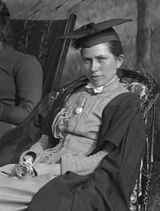 Kate Edger was the first woman in New Zealand to gain a university degree, and the first woman in the British Empire to earn a Bachelor of Arts degree. She received an unconventional education, studying with top boy pupils at Auckland College and Grammar School, which was affiliated with the University of New Zealand, through which she earned her degree in 1877. 9