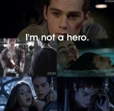 Find and save images of the hit MTV show, Teen Wolf. Search for character quotes to relive your favorite Teen Wolf moments. Stiles Teen Wolf, Teen Wolf Cast, Teen Wolf Boys, Teen Wolf Dylan, Teen Wolf Stydia, Teen Wolf Malia, Teen Wolf Memes, Teen Wolf Quotes, Teen Wolf Funny