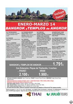 Bangkok-Templos de Angkor y Ext. Playas Enero-Marzo Thai Airways desde 1.791€ Tasas Incluidas ultimo minuto - http://zocotours.com/bangkok-templos-de-angkor-y-ext-playas-enero-marzo-thai-airways-desde-1-791e-tasas-incluidas-ultimo-minuto/