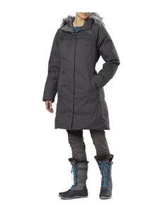 The North Face winter coat $299