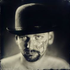 Alex Timmermans Collodion Ambrotype wet plate Photography: Wetplate gallery portraits