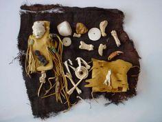 Bone Casting for Divination