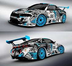Drift racing livery. We collect and generate ideas: ufx.dk