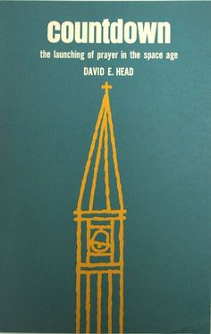 Antonucci's 1963 cover for Countdown: The Launching of Prayer in the Space Age by David Head