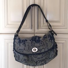 ️stunning coach bag Box95A c5 Coach Bags Shoulder Bags
