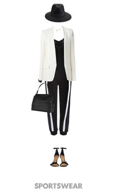"""""""Back to the Nineties: Sporty Spice 2.0"""" by profashionalcourtesy ❤ liked on Polyvore"""