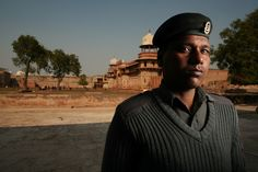 Red Fort Guard 1/5