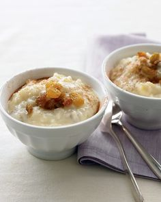 In Sweden and Norway, it's customary to celebrate the New Year by eating rice pudding (yummy!). In fact, many hide an almond in the pudding and the person who finds it is promised prosperity in the New Year.