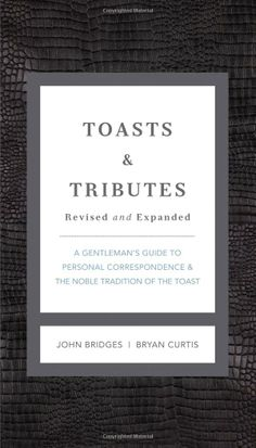 Toasts & Tributes #book – selected by http://munich-and-beyond.com/