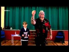 Teachers TV: The Scary Guy Does Primary