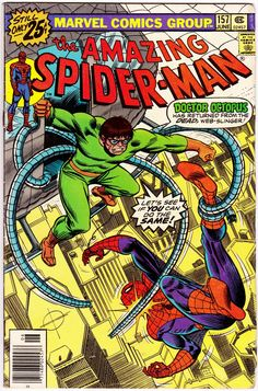 comic books Spider-Man once more goes diving into the Hudson River to try and recover his failed Spider-Mobile. However, while swimming around the crash site, Spider-Man is shocked to find Marvel Comics, Marvel Comic Books, Marvel Characters, Comic Books Art, Comic Art, Spiderman Marvel, Marvel Villains, Ms Marvel, Captain Marvel