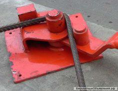 Ручные станки для гибки арматуры 6-22мм