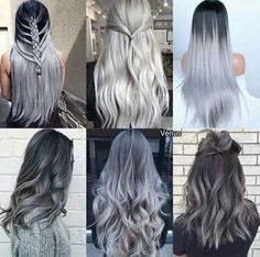 Which is your favorite hairstyle? ^