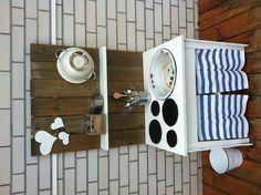 kinderk che drau en on pinterest. Black Bedroom Furniture Sets. Home Design Ideas
