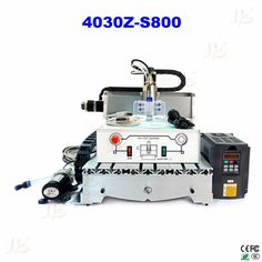 Free shipping  metal engraving CNC 3040  4030Z-S800 Router Engrave Drilling and Milling Machine #Affiliate