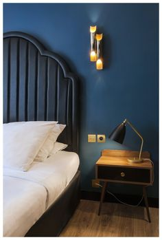 A Legacy of Passion by Michael Malapert at Hotel Andre Latin Paris   See more articles at http://www.delightfull.eu/en/news/