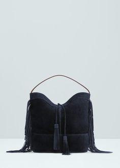 Leather hobo bag  a96320845ebbb