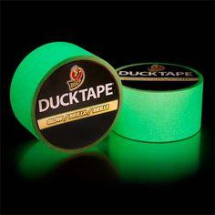 Glow In Dark Duck Tape