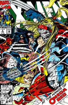 X-Men Vol. 2 #5 (February, 1992)