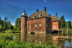 Slagenburg Castle, Doetinchem, Netherlands