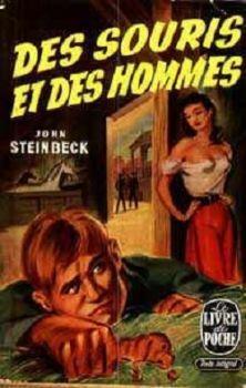 Des souris et des hommes   John Steinbeck Une histoire déchirante, à découvrir absolument !
