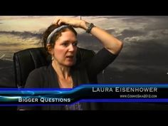 Laura Eisenhower – mind control, secret space, Corey Goode + – Ron James' Bigger Questions [VIDEO] | Galactic Connection