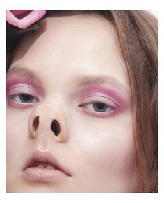 Patrycja, art direction and styling by Beate Wilczek, photographed by Malgorzata Turczynska, makeup by Polka Dzwigola
