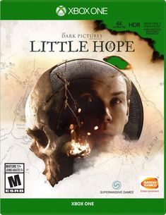 The Dark Pictures: Little Hope Jeux Xbox One, Xbox 1, Xbox One Games, Nintendo Games, Doom Pc, Save Your Soul, Bandai Namco Entertainment, Dark Pictures, Electronic Arts