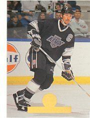 1994-95 Leaf #345 Wayne Gretzky by Leaf. $3.00. 1994 Donruss/Playoff trading card in near mint/mint condition, authenticated by Seller