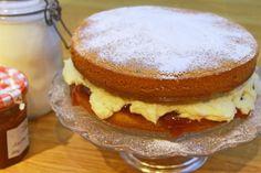 Victoria Sandwich Cake | Tasty Kitchen: A Happy Recipe Community!