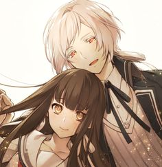 norn9, anime, and boy image