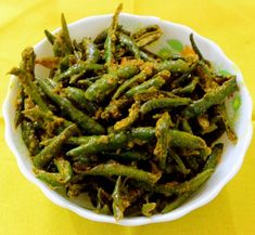 Green Chili Pickle Recipe - For those who are fond of spicy food, this recipe is for you