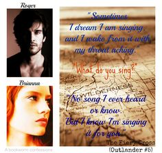 Roger and Brianna - The Fiery Cross (Outlander #5)