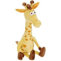 Toys R' Us Geoffrey Plush 16 inch Giraffe Animal Stuffed Toy #ToysRUs