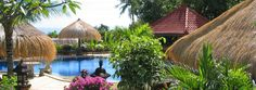Small, family owned and operated holiday resort in the hills of north Bali, Indonesia. Great for small groups (up to 12 guests) focus on Service (pick up drop off, anywhere on the island, tours and personal chef included, own pool ans whirlpool, yoga, eco walks) Its a private resort. In business there for over 10 years now. Most are from europe or asia. Some australians, few US. Focus on pure Balinese cultural experience.  http://www.my-bali.de