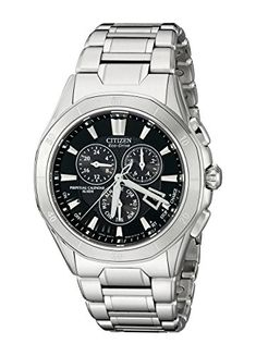 Citizen Men's Signature Collection Eco-Drive Octavia Chronograph Watch