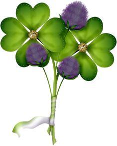 "Photo from album ""Cкрап набор ""LuckyInLove"""" on Yandex. St Pattys, St Patricks Day, Friendship Flowers, Black Texture Background, Cartoon Flowers, St Patrick's Day Decorations, Irish Blessing, Luck Of The Irish, Good Luck"