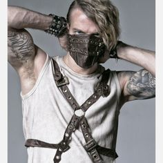 Punk Rave - Silent Hill - Face Mask
