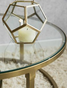 Buy the stunning Coco nesting round glass top coffee table stacking set with beautiful brass frames. Shop now at Rose & Grey for luxury that money CAN buy! Round Glass Coffee Table, Elegant Table, Small Tables, Rustic, Rose, Grey, Furniture, Home Decor, Country Primitive