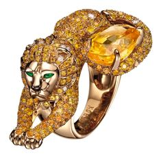 Boucheron Jewelry   Boucheron - Simba   Bucheron Jewelry
