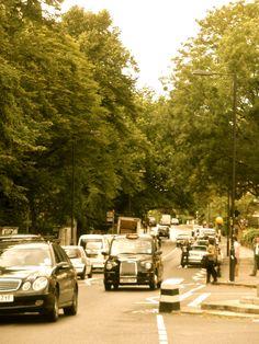 ...Abbey Road, London, England...