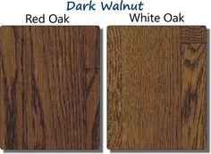 walnut stained oak floors | Bona Dark Walnut Hardwood stain